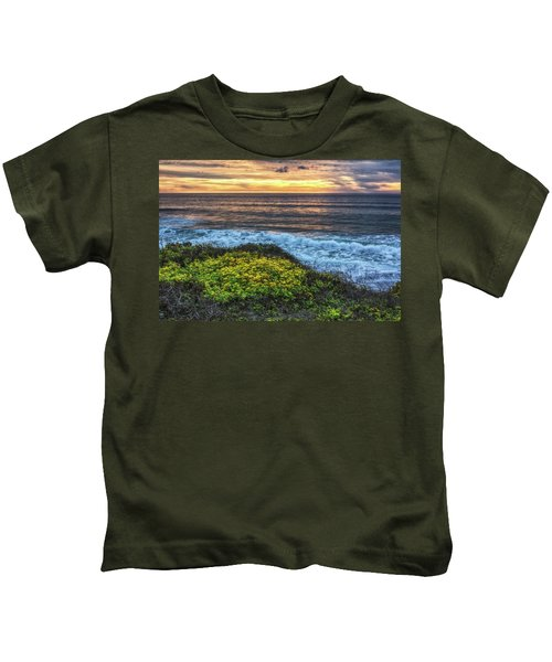 Surf And Turf Kids T-Shirt
