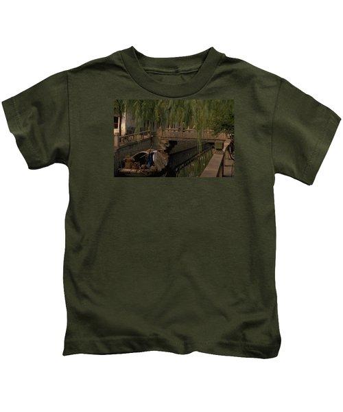 Suzhou Canals Kids T-Shirt