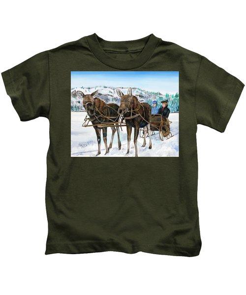 Swamp Donkies Kids T-Shirt