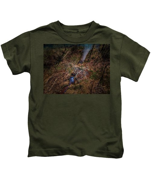 Swamp Tree Kids T-Shirt
