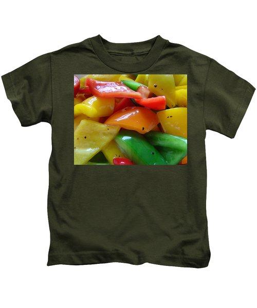 Sweet Peppers Kids T-Shirt