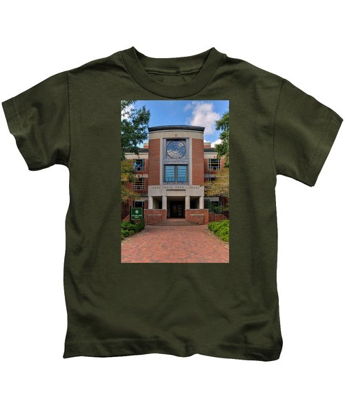 Swem Library Kids T-Shirt