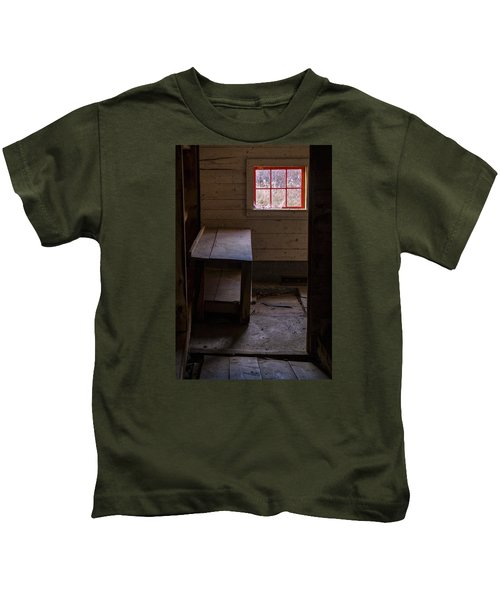 Table And Window Kids T-Shirt