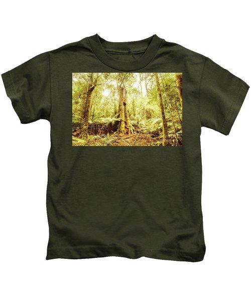 Tahune Forest Reserve Kids T-Shirt
