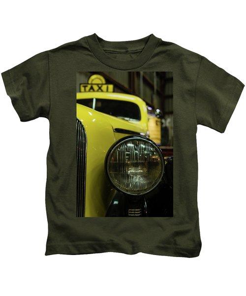 Taxi Kids T-Shirt