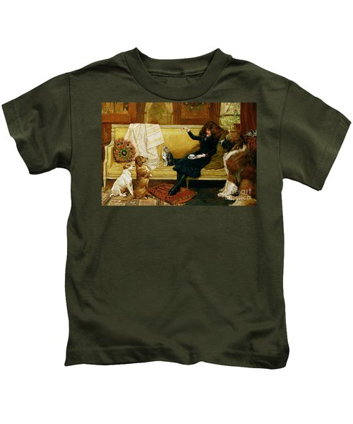 Teatime Treat Kids T-Shirt
