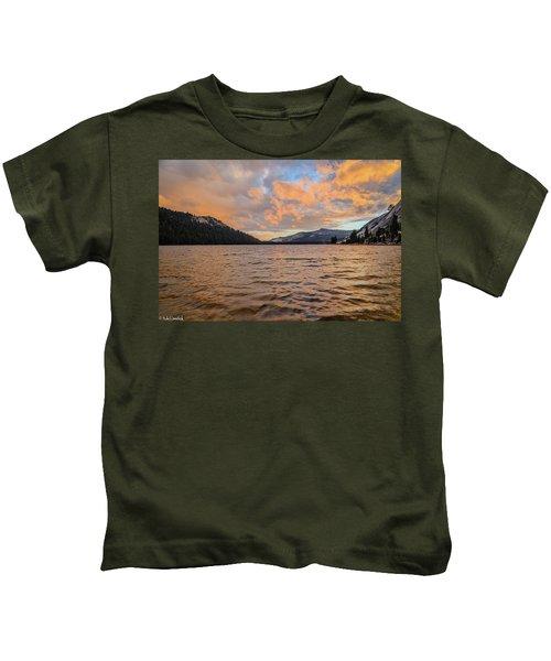 Tenaya Lake Kids T-Shirt