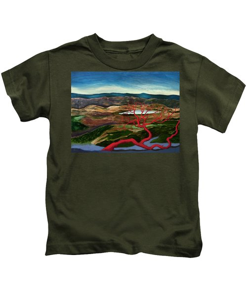 Tess' World Kids T-Shirt