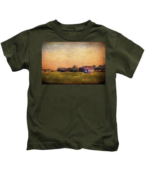 Texas Morn' Kids T-Shirt