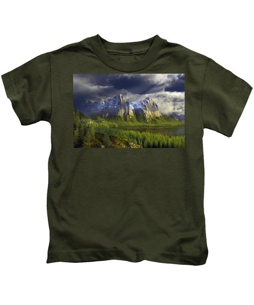 The Anvils Of Thor Kids T-Shirt