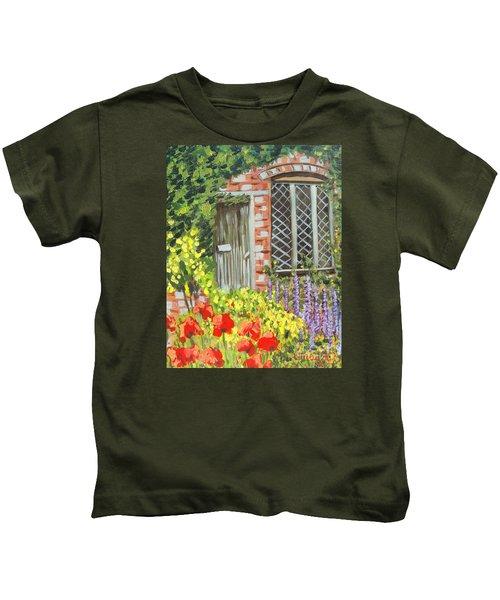 The Artist's Cottage Kids T-Shirt