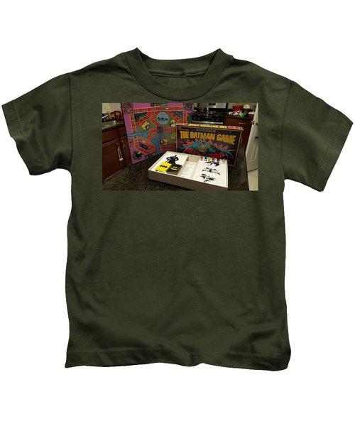 The Batman Game Kids T-Shirt