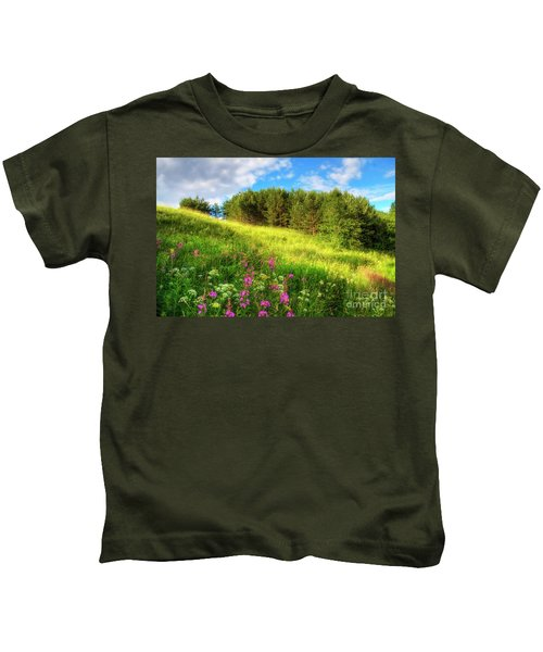 The Beach Meadow Kids T-Shirt