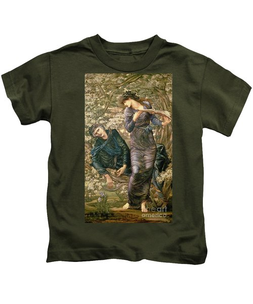 The Beguiling Of Merlin Kids T-Shirt