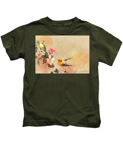 The Birds Kids T-Shirt