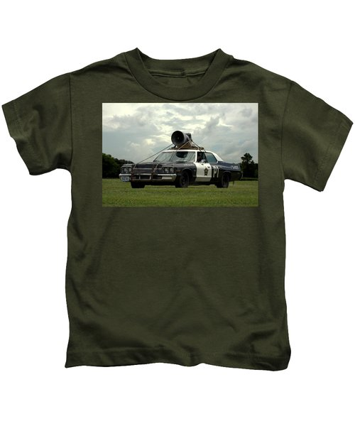 The Bluesmobile Kids T-Shirt