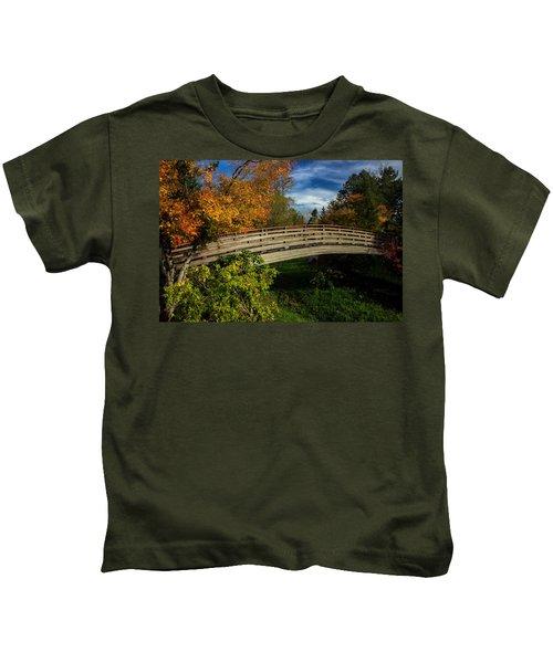 The Bridge To The Garden Kids T-Shirt