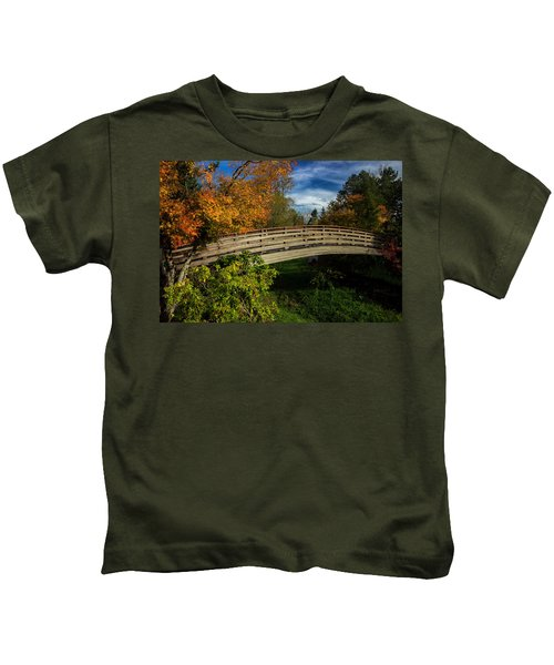 The Bridge To The Garden Kids T-Shirt