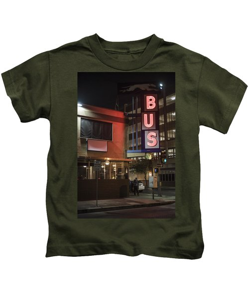 The Bus Stop Kids T-Shirt