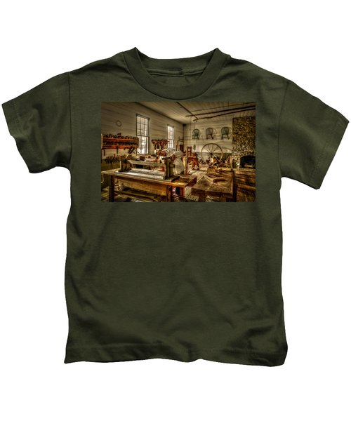 The Cabinetmaker Kids T-Shirt