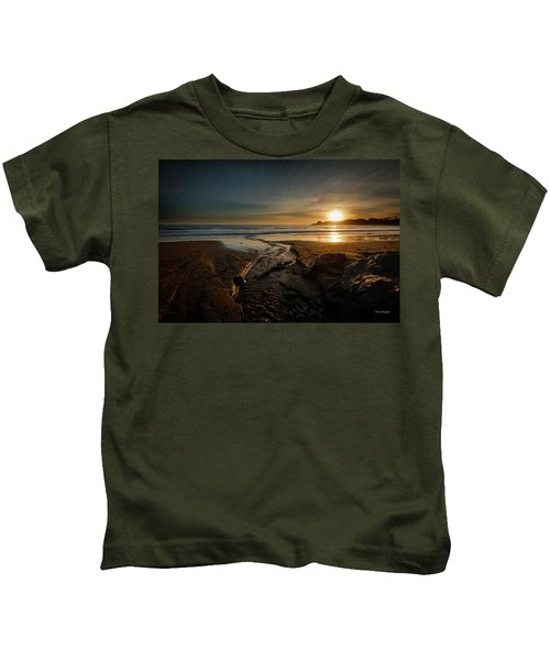 The Calming Bright Light Kids T-Shirt