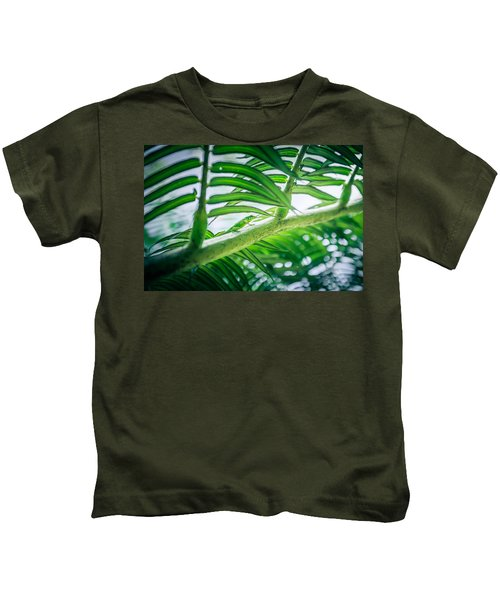 The Camouflaged Kids T-Shirt