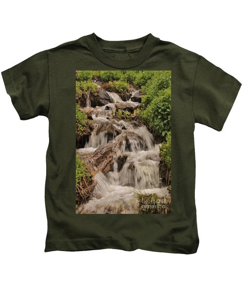 The Cascades 2 Kids T-Shirt
