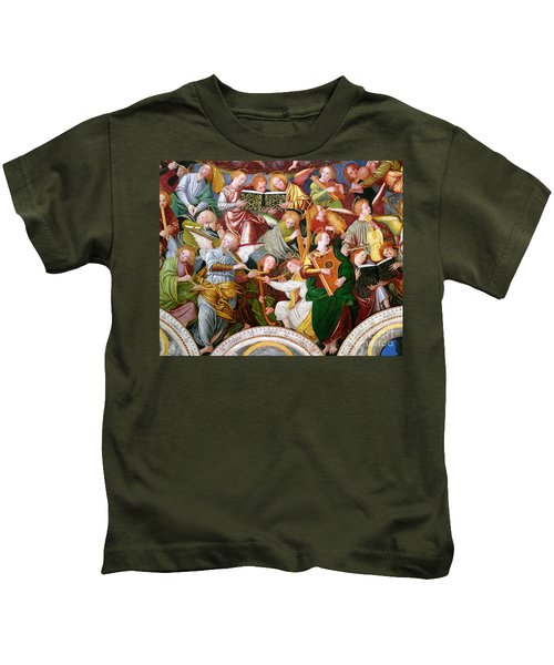 The Concert Of Angels Kids T-Shirt