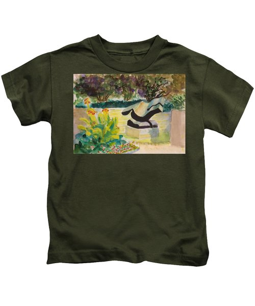 The Corinthian Garden Kids T-Shirt