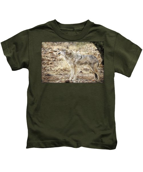 The Coyote Howl Kids T-Shirt