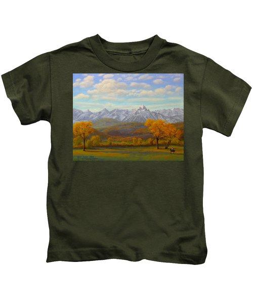 The Dallas Divide Kids T-Shirt