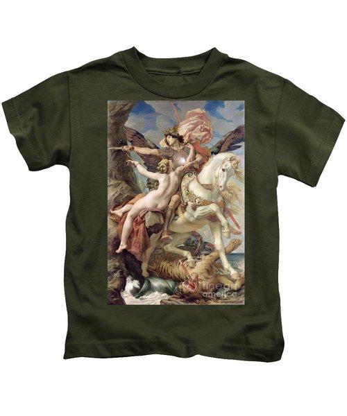 The Deliverance Kids T-Shirt by Joseph Paul Blanc