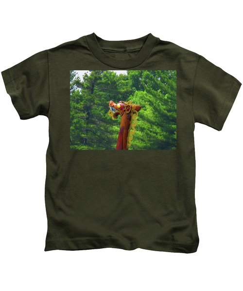 The Draken's Head Kids T-Shirt