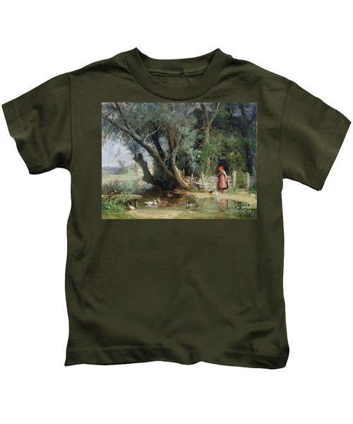The Duck Pond Kids T-Shirt