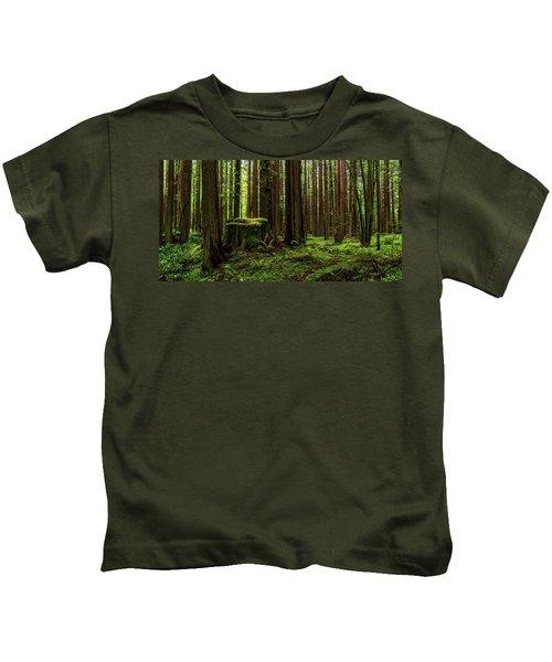 The Emerald Forest Kids T-Shirt