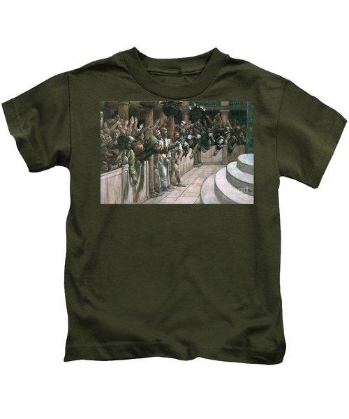 The False Witness Kids T-Shirt