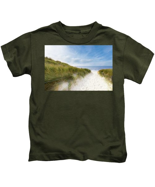The First Look At The Sea Kids T-Shirt