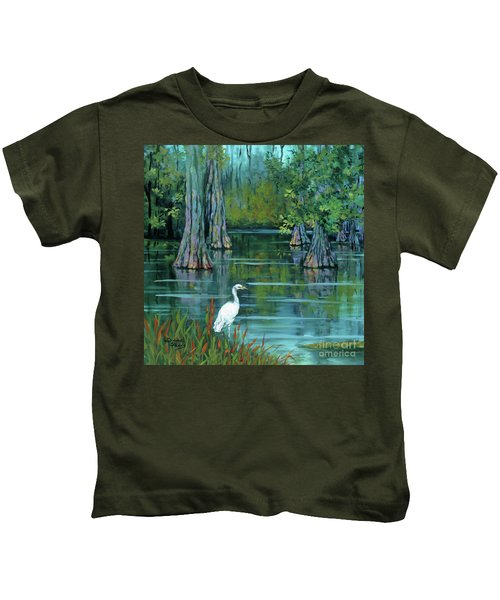 The Fisherman Kids T-Shirt