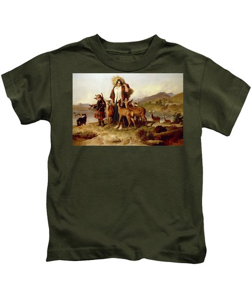 The Forester's Family Kids T-Shirt