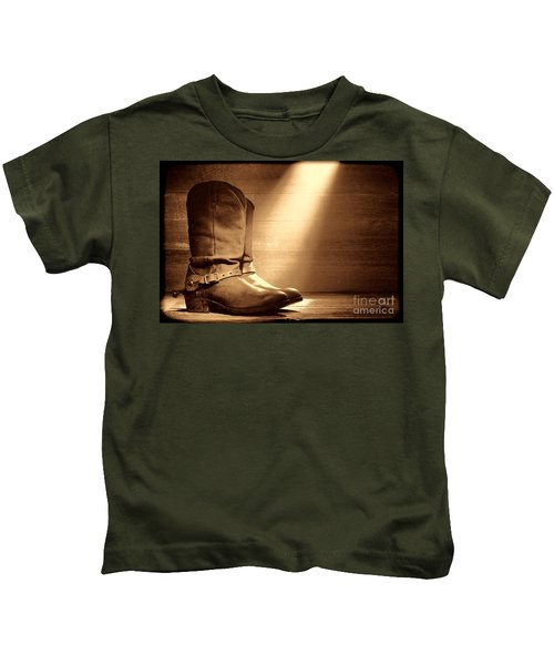 The Found Boots Kids T-Shirt
