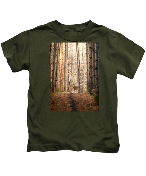 The Gift Kids T-Shirt by Everet Regal