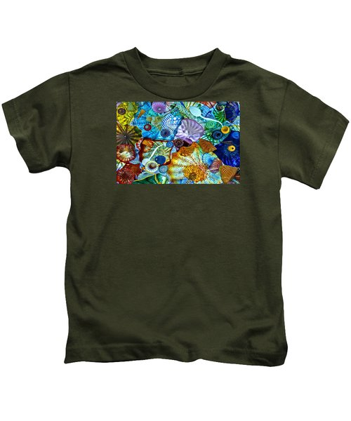 The Glass Ceiling Kids T-Shirt