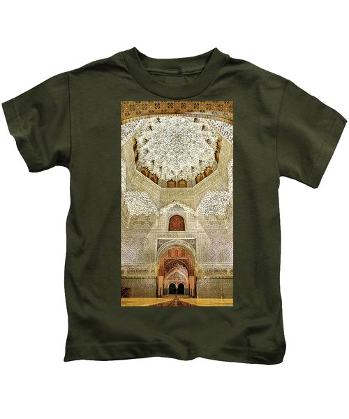 The Hall Of The Arabian Nights 2 Kids T-Shirt