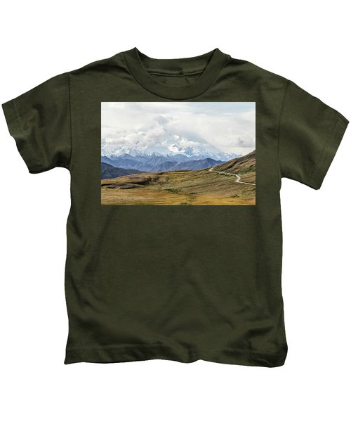 The High One - Denali Kids T-Shirt