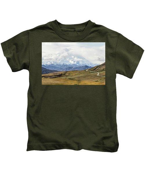 The High One - Denali Kids T-Shirt