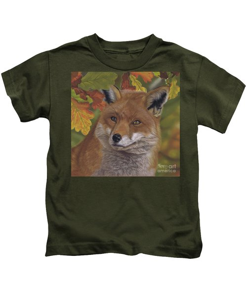 The Hunt For Red October Kids T-Shirt
