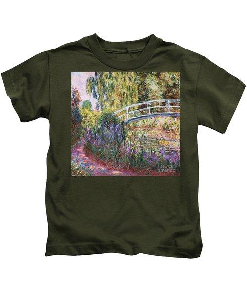 The Japanese Bridge Kids T-Shirt