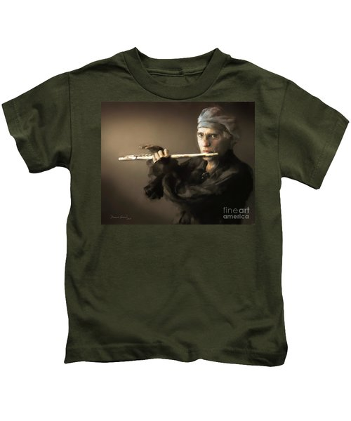 The Journeyman Kids T-Shirt