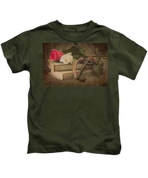 The Key To My Heart Kids T-Shirt