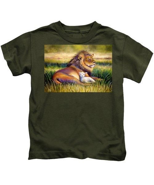 The Kingdom Of Heaven Kids T-Shirt